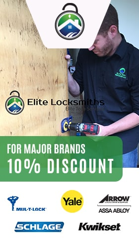 247 Locksmith • Elite Locksmiths
