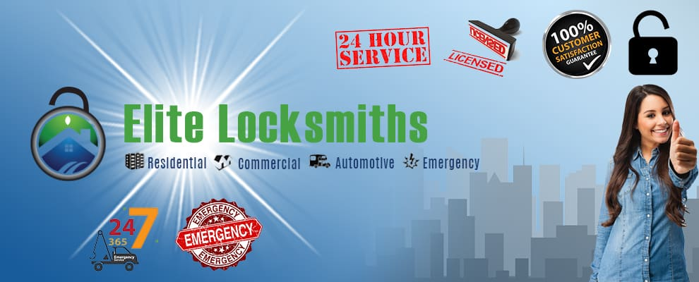 Elite Locksmiths • 247 Locksmith Services • 800.977.2308