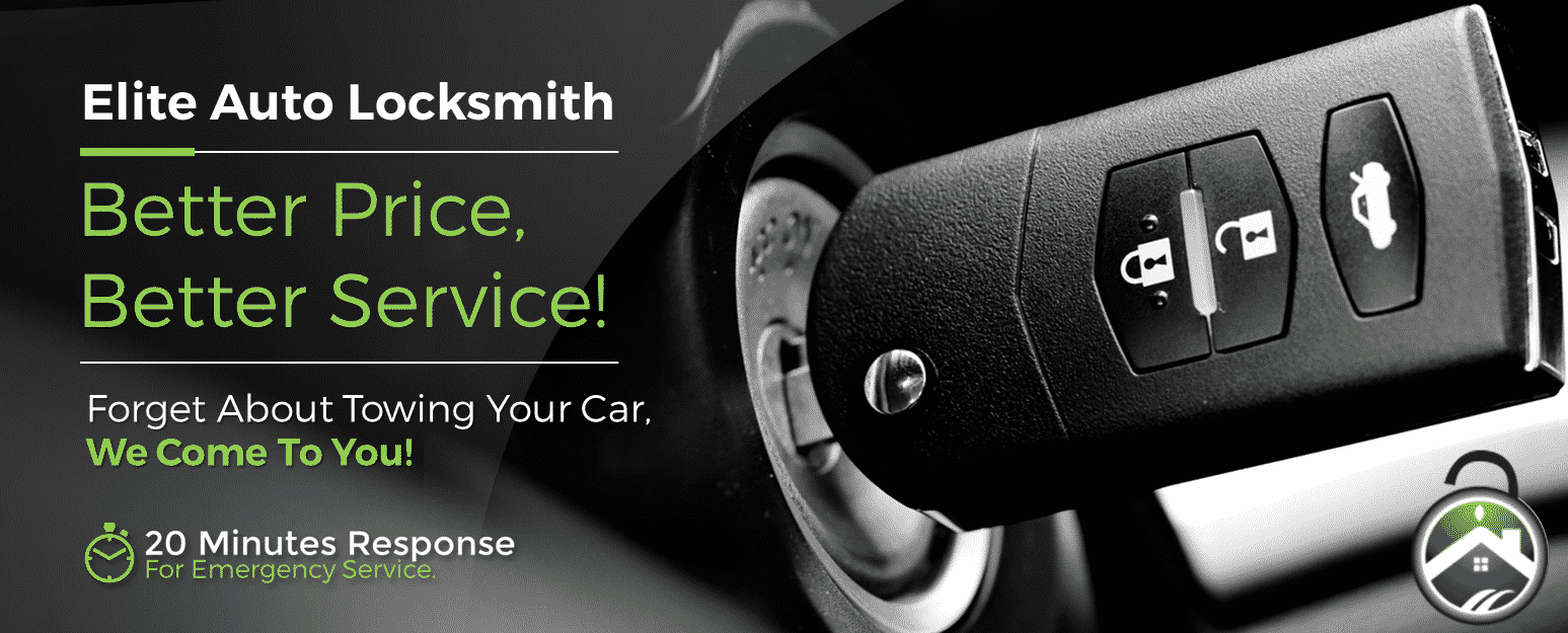 Elite Auto Locksmith - Seattle Washinton
