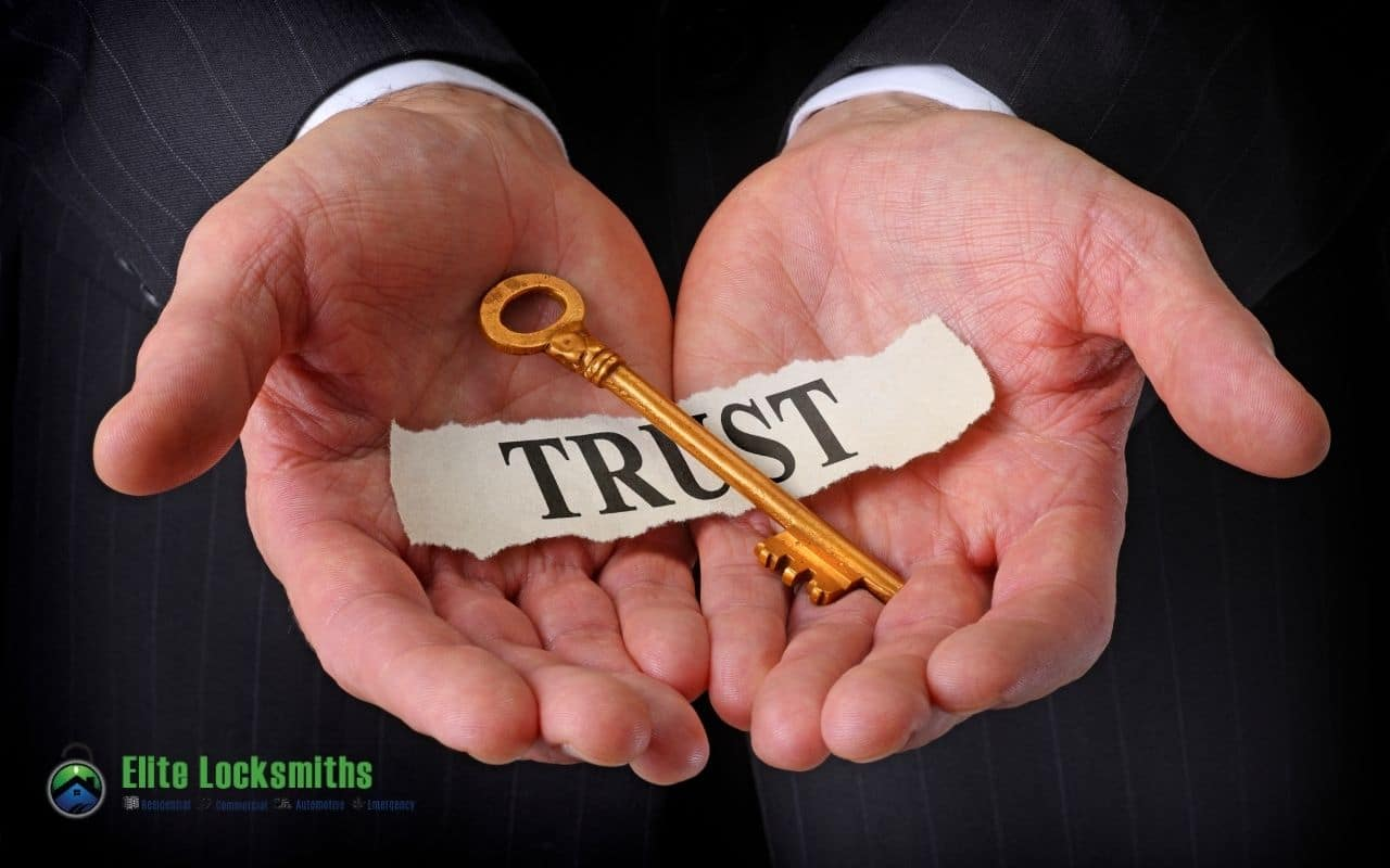 Give The Key to a Trusted Friend