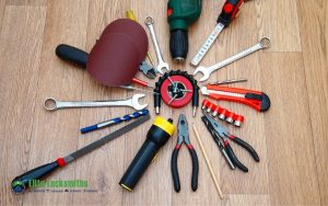 Certified Locksmiths Use Advanced Tools