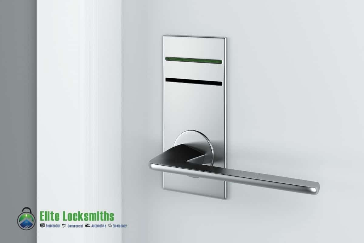 Single Door Access Control Locks